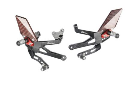 Rearset / Footrest Kits
